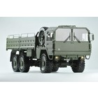 Cross RC . CRO MC6 Military Truck Kit, 1/10 Scale, 6x6