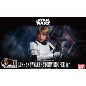 Bandai . BAN 1/12 Luke Skywalker Storm Trooper