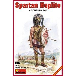Miniart . MNA 1/16 Spartan Hoplite V Century B.C.