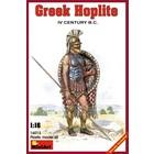Miniart . MNA 1/16 Greek Hoplite Iv Century B.C.