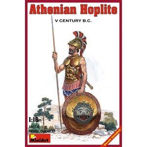 Miniart . MNA 1/16 Athenian Hoplite V Century B.C.