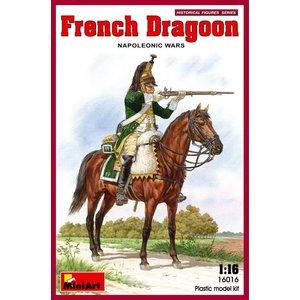 Miniart . MNA 1/16 French Dragoon Napoleonic Wars