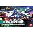Bandai . BAN HGBF 1/144 Gundam Amazing Exia