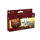Vallejo Paints . VLJ German Armour Paint Set