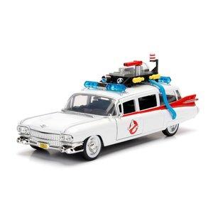 Jada Toys . JAD 1/24 Ghostbusters ECTO-1