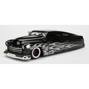 Jada Toys . JAD 1/24 1951 Mercury - Glossy Black