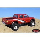 R/CWD4 . RWD RC4WD 2001 Toyota Tacoma 4 Door Body for TF2 LWB 313MM/12.3""