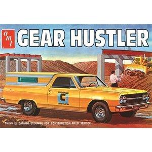 AMT\ERTL\Racing Champions.AMT 1/25 '65 Chevy El Camino Gear Hustler