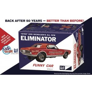 MPC . MPC 1/25 Dyno Don Coouger Eliminator