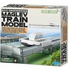 4M Project Kits . FMK Mag Lev Magnetism Train Model Kit w/Track