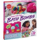 Klutz Books . KTZ Make Your Own Bath Bomb Kit