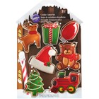 Wilton Products . WIL Christmas Cookie Cutter Set