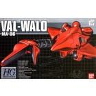 Bandai . BAN HGM 1/550 MA-06 VAL-WALO