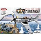 Oxford Diecast . OXF Oxford World War Series Military P-51 Mustang