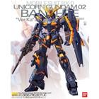 Bandai . BAN Mg 1/100 Rx-0 Unicorn Gundam 02 Banshee Ver.Ka