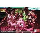 Bandai . BAN Hg 1/144 Seravee + Seraphim Gundam Trans-Am Mode