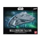 Bandai . BAN 1/144 Millennium Falcon (Lando Calrissian Ver)