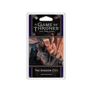 Fantasy Flight Games . FFG A Game Of Thrones LCG: The Shadow City