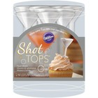 Wilton Products . WIL Shot Tops 12 Pack