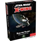 Fantasy Flight Games . FFG Star Wars X-Wing 2.0: Scum and Villainy Conversion Kit