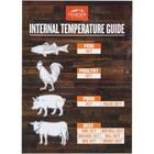 Traeger BBQ . TRG Internal Temp Guide Magnet