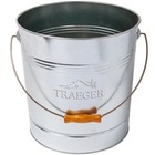 Traeger BBQ . TRG Metal Storage Bucket