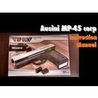 AUSINI . AUS MP-45 Coup Building Blocks 268Pc