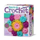 4M Project Kits . FMK Crochet Art Kit