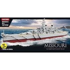 Oxford Diecast . OXF Missouri US Navy Battleship