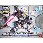 Bandai . BAN SD Gundam Cross Silhouette Zeta Gundam