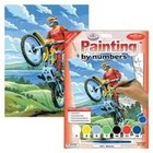 Royal (art supplies) . ROY Motocross Paint By Numbers