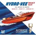 MPC . MPC 1/18 Hydro-Vee Boat
