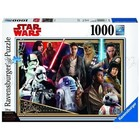 Ravensburger (fx shmidt) . RVB Star Wars Episode 8 1000Pc Puzzle