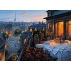 Ravensburger (fx shmidt) . RVB Paris Balcony Puzzle