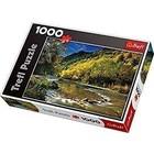 Trefl (puzzles) . TRF Arrow River New Zealand 1000Pc Puzzle