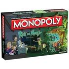 USAopoly . USO Monopoly Rick and Morty