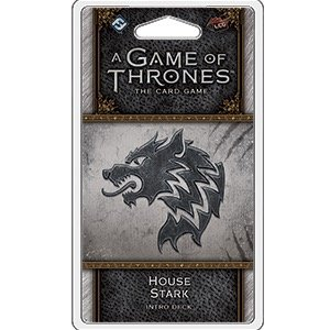 Fantasy Flight Games . FFG A Game Of Thrones LCG: House Stark Intro Deck