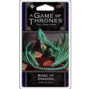 Fantasy Flight Games . FFG A Game Of Thrones LCG: Music of Dragons