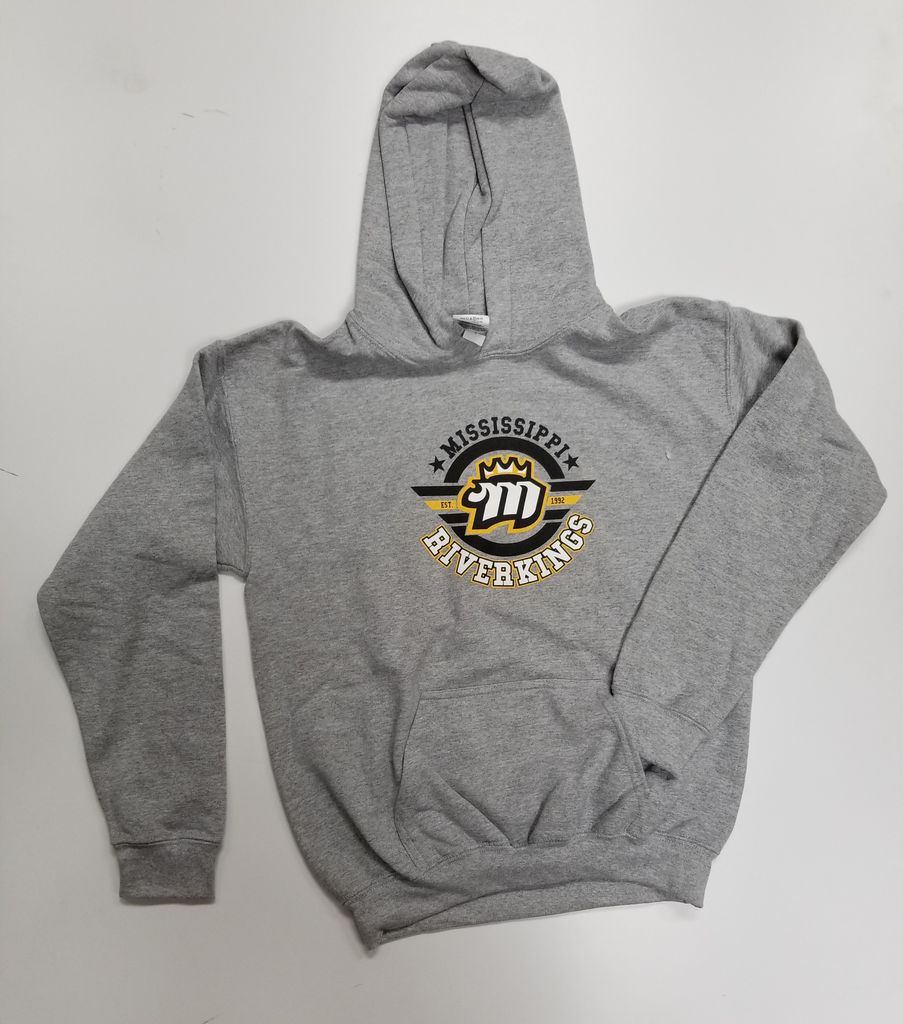 Youth Gray Hoodie