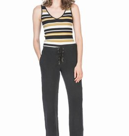 Leo and Sage Tie Front Trouser