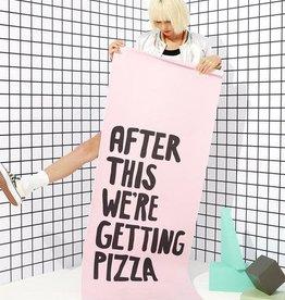 "BANDO ""Pizza"" Yoga Mat"