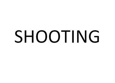 SHOOTING & FIREARM ACCESSORIES