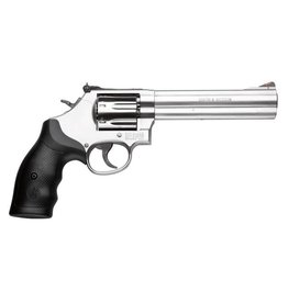SPHINX Smith & Wesson 686 Plus Distinguished Combat Revolver 357 MAG, 6 in, Syn Grp, 7 Rnd, Medium S/S Frame