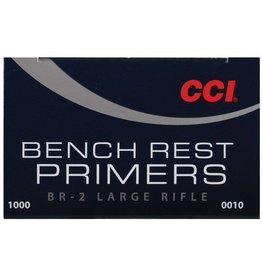 CCI CCI 0010 Bench Rest 2 Large Rifle Primer 100 ct