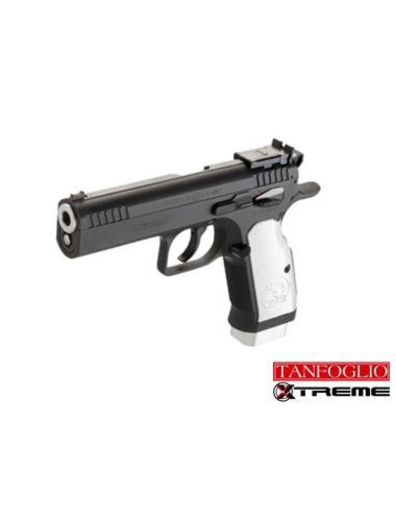Tanfoglio Tanfoglio Stock II Xtreme 2017 9mm  AUS 125mm