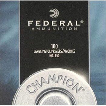 Federal Federal 150 Large Pistol Primer 100 ct