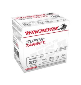 "Winchester TRGT127 Super-Target Trap Load 12 GA, 2-3/4"", #7.5, 1-1/8 oz, 2-3/4 dr, 10 boxes"