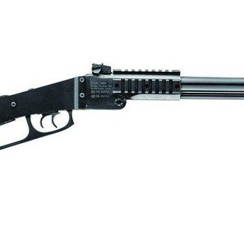 Chiappa Chiappa M6 Folding Rifle/Shotgun Combo 22 LR   12 GA w/X-Caliber 12Ga Adapter Set Blued Rem Choke PPS Foam & Steel Stk w/Cleaning Kit