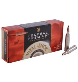 Federal Federal Premium Vital-Shok Rifle Ammo,NP,20rd/Box