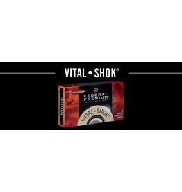 Federal Federal  Premium Vital-Shok Rifle Ammo 308 WIN, NP, 180 Grains 2570 fps, 20, Boxed